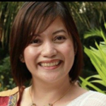 Arlene Gentica (Safety Management System/Safety Manager for Traffic Service at CAAP)