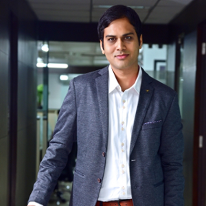 Harshvardhan Lunia (Co-Founder & CEO (President, DLAI ) of Lendingkart Technologies Private Limited)