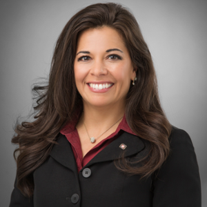 Itzel Meador (SBA Regional Manager of Sales & Business Development at Simmons Bank)