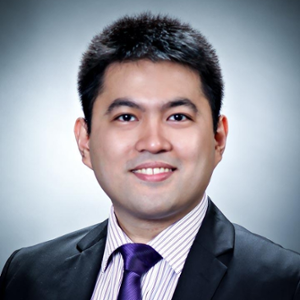 Aaron Angeles (Hospital Business Unit Director of University of the East Ramon Magsaysay Memorial Medical Center)