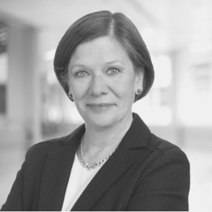 Elaine Roper (Head, Board Practice at Odgers Berndtson)