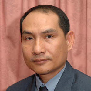 Niranh Phouminh (Director General – Health Professional Education Department of Ministry of Health Lao)