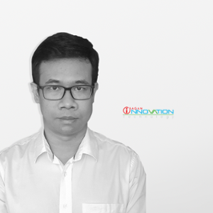 Soe Khine Win (Co-founder and CTO of Bagan Innovation Technology)