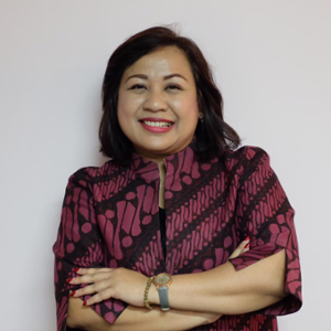 Palupi Candra (Head of Corporate Communication and CSR at Martha Tilaar Group)