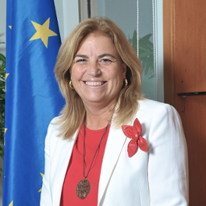 H.E. Maria Castillo Fernandez (Ambassador and Head of European Union (EU) Delegation to Malaysia)