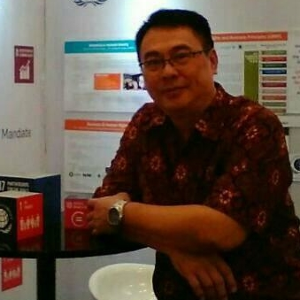 John Darmawan (Managing Director of SWiTCH Indonesia)