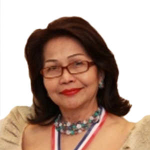 Linda P. Gonzalez (President at National Federation of Women's Clubs of the Philippines (NFWCP))
