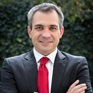 Francisco Rios (Acting Regional Group Director Latin America and the Caribbean of Enterprise Singapore)