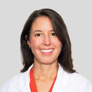 Leilani Alvarez, DVM, DACVSMR (Department Head & Staff Doctor at the Animal Medical Center)