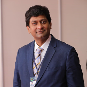 Sudeep Sarcar (CEO of India Expo Mart Ltd)