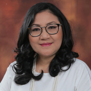 Josephine Satyono (Executive Director of Indonesia Global Compact Network (IGCN))