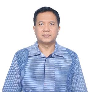 Daswar Marpaung (Vice Chairman at ASPERAPI - Indonesian Exhibition Companies Association)