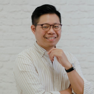 Weldon Fung (Social Director, Southeast Asia of Meltwater)