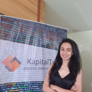 Shaily Maheshwari (CO-FOUNDER of United Petro Finance Limited (Now Kapitaltech))