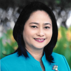 Edna De Leon (Consultant for Risk, Control & Governance at Rustan Commercial Corporation)