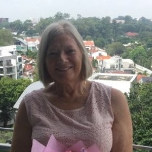 Edith Blyth M.Ed (Chairperson at British Association of Singapore)