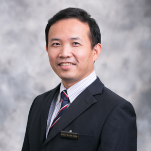 William Hwang (Medical Director of National Cancer Centre Singapore (NCCS))