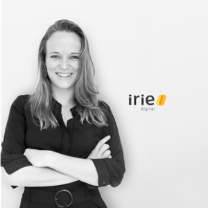 Rianne Roggema (MD & Founder of Irie Digital)