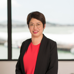 Tam Poh Poh (Market Manager Southeast Asia and Taiwan at Comvita)