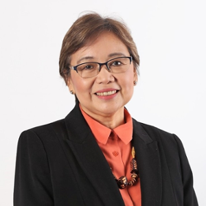 Penny S. Bongato, FPM (Director, Author, Success Coach & Trainer, Facilitator, Business Change Consultant of POWERinU Training and Coaching Philippines, Inc.)