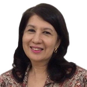 Gwen Albarracin (Board Trustee at PCAAE)
