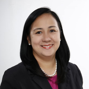 Jo Ann Rosary Asetre (Managing Director of Lee Hecht Harrison (LHH))
