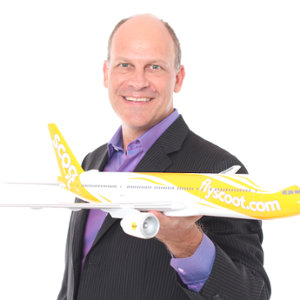 Campbell Wilson (CEO of Scoot)