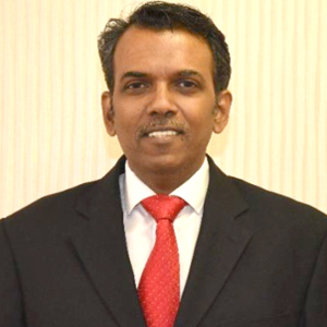 Dr. Sanath Kumaran K (Acting CEO of the Malaysian Palm Oil Certification Council at (MPOCC))