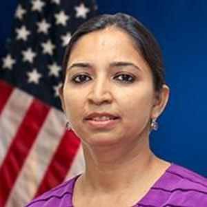 Shilpi Jha (IP Specialist for South Asia at USPTO)