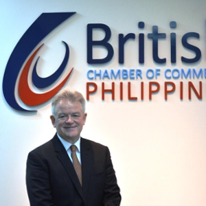 Chris Nelson (Executive Chairman, BritCham Philippines)