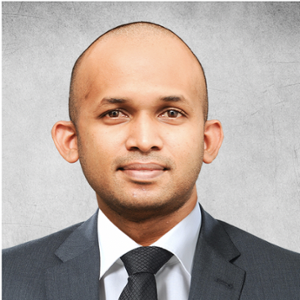 Kaushal Mendis (Director – Human Resources and Administration of Gamma Pizzakraft Lanka (Pvt) Limited)