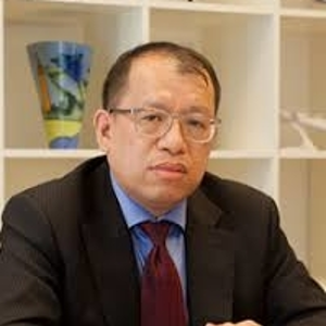 Thomas Jin (Deputy General Manager at ICBC (Europe), Brussels Branch)
