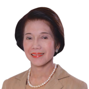 Cora D. Conde (Chairperson at PCAAE)