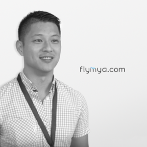 Jeff Pan (CEO of FlyMya)