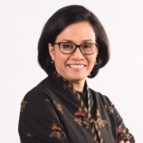 Sri Mulyani Indrawati (Minister of Finance at Republic of Indonesia)