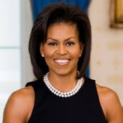 Michelle Obama (Former First Lady of the United States of America)