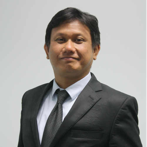 Azrul Hamid (Partner at Wong Jin Nee & Teo and South East Asia IPR SME Helpdesk)