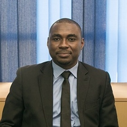 Dr. Muhammad Gambo (Manager Policy and Research at Shelter Afrique)