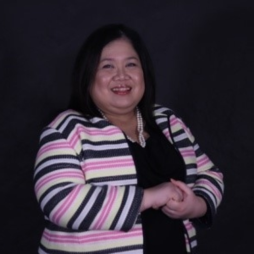 Pilar Maria Baltazar (Assistant Vice President (AVP) Operations at Manulife Business Processing Services (MBPS))