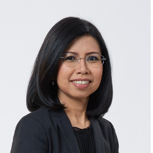 Risa Effennita Rustam (Director of Finance and Human Resources at Indonesia Stock Exchange (IDX))