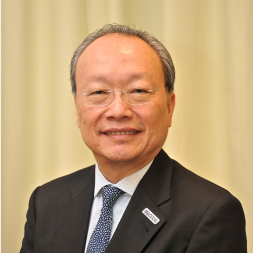 Dato' Vincent Lim (President at MACEOS)