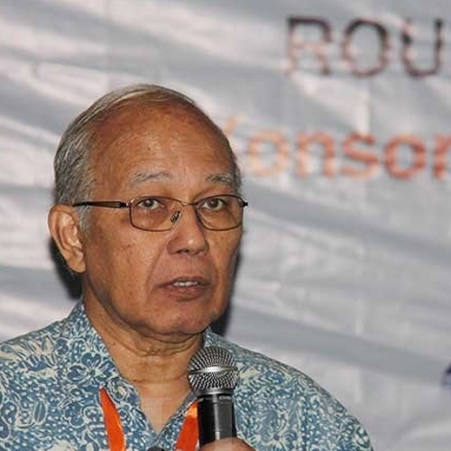Prof. Jan Sopaheluwakan (University of Indonesia)