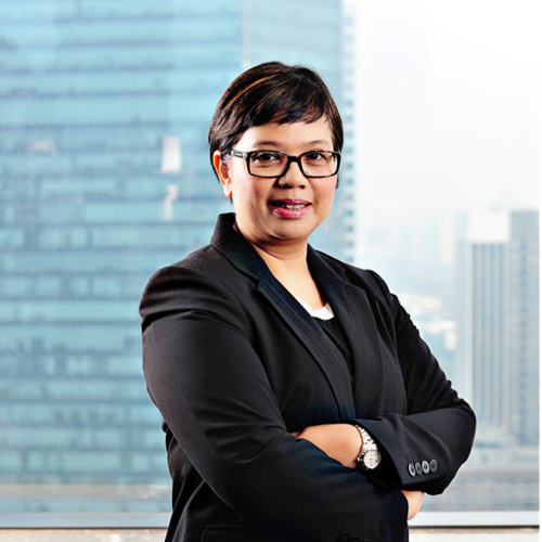 Vivin Harsanto (Senior Director of Advisories at JLL Indonesia)