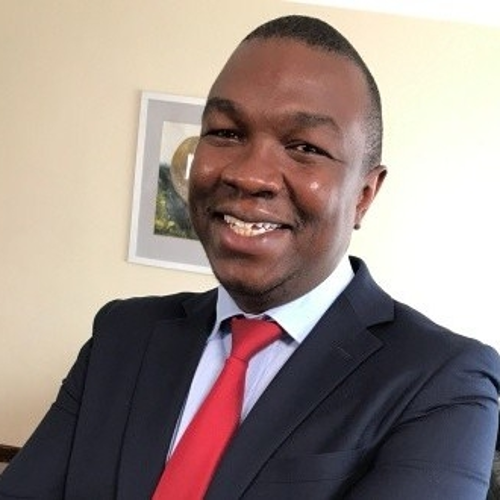 Felix Okwany (Sector Head, Infrastructure at KCB Bank Kenya)