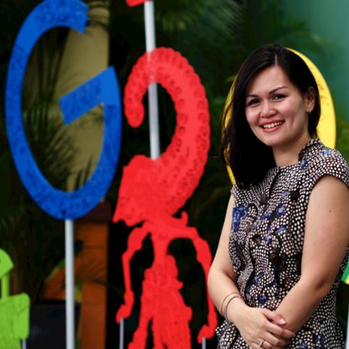 Putri Alam (Head of Public Policy & Government Relations at Google Indonesia)