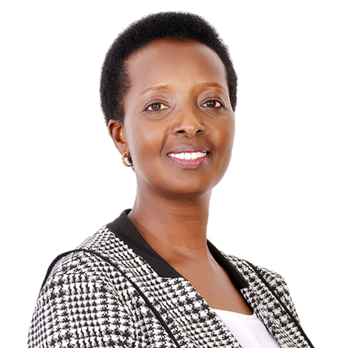 Allen Kagina (Executive Director of Uganda National Roads Authority)