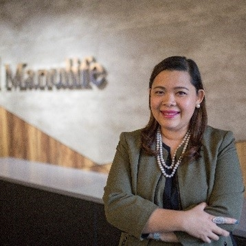 Gina Barretto – Santos (Head of Talent Management & Succession at Manulife)