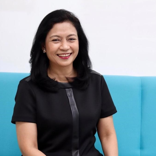 Aileen Judan-Jiao (President and Country General Manager at IBM Global Markets)
