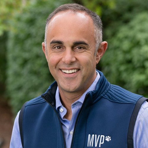 Michael Aubrey (Chief Executive Officer at MVP)