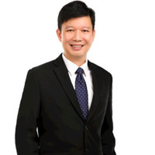 Steven Sim (Vice-President at ISACA Singapore)